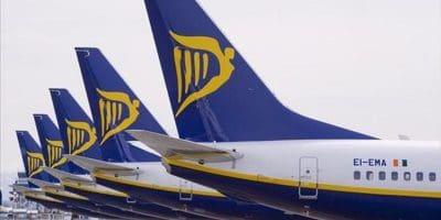 Ryanair: Οι πτήσεις απο Ιταλία για Ρόδο