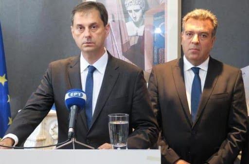 Κοινή δήλωση Θεοχάρη – Κόνσολα : Ο ελληνικός τουρισμός «ξανά-ανοίγει» τις πύλες του