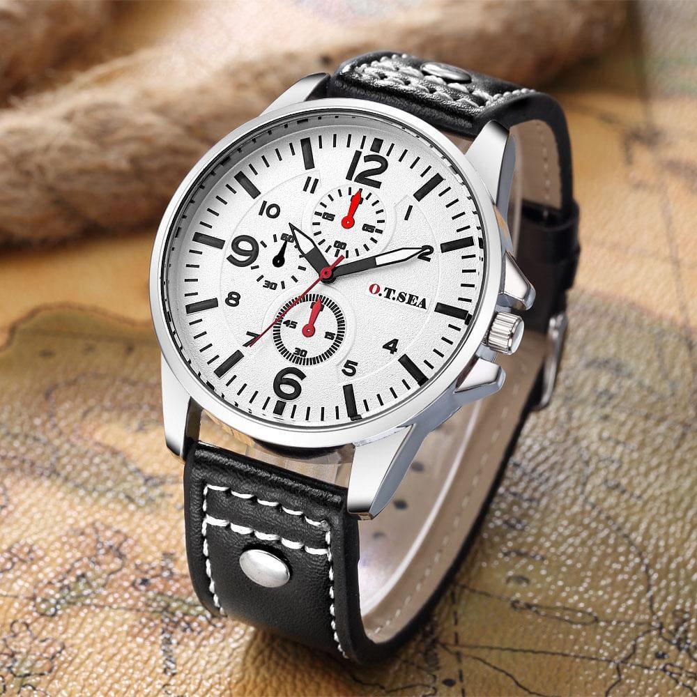 Μοντέρνο ρολόι watchband