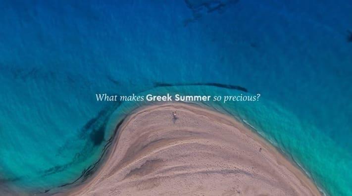 Δείτε την νέα διαφημιστική καμπάνια της Ελλάδας για το 2020 (βίντεο)