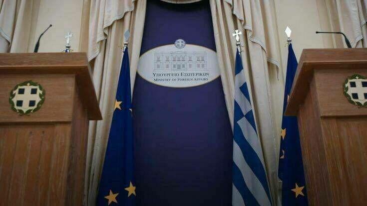 Στο ΥΠΕΞ κλήθηκε ο Τούρκος πρέσβης – Διάβημα της Αθήνας για τις έρευνες από Ρόδο μέχρι Κρήτη