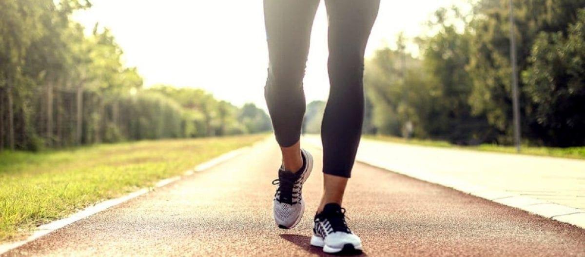 1.000 βήματα καθημερινά