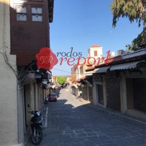Τραγική η κατάσταση – Εισπράξεις 5-10 ευρώ στην Παλιά Πόλη