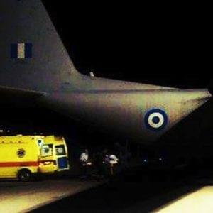 Άνδρας με κορωνοϊό από την Κάλυμνο στην Κρήτη με C-130