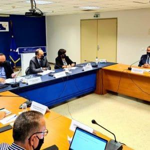 """Να πάψουμε να συγχέουμε την πολιτική για τα νησιά με αυτή των παράκτιων περιοχών"""", τόνισε ο Περιφερειάρχης Νοτίου Αιγαίου, στη συνεδρίαση του Συμβουλίου Νησιωτικής Πολιτικής"""