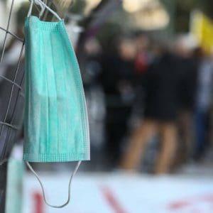 ΕΛΑΣ: 125 πρόστιμα για μη χρήση μάσκας την Κυριακή – 2 στο Νότιο Αιγαίο