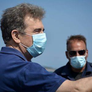 Χρυσοχοΐδης: Η Μόρια θα ισοπεδωθεί, η ασχήμια της τελείωσε