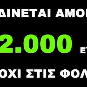 2.000 ευρώ σε οποίον δώσει πληροφορίες για άτομα που βάζουν φόλες δίνει ο κυνηγετικός σύλλογος Ρόδου