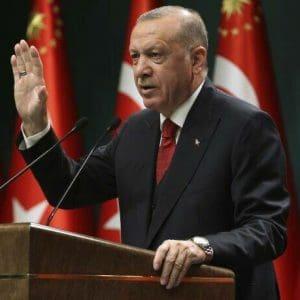 Προκλητικές δηλώσεις από τον Ερντογάν: Θα συνεχίσουμε να υπερασπιζόμαστε τη «Γαλάζια Πατρίδα»