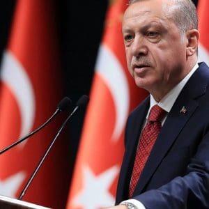 Ερντογάν: «Άν η Ελλάδα μας κάνει επίδειξη δύναμης στο Καστελόριζο εμείς θα κάνουμε ακόμα μεγαλύτερη»