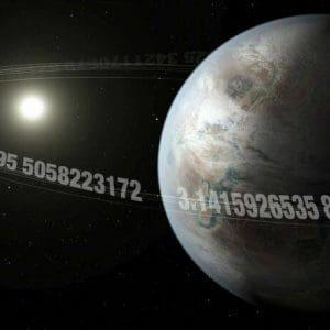«π-Γη»: Ανακαλύφθηκε εξωπλανήτης σαν τη Γη – Η σχέση του με τη μαθηματική σταθερά «π»