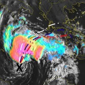 Έρχεται ο Ιανός: Ισχυρές βροχοπτώσεις και θυελλώδεις άνεμοι θα σαρώσουν τη χώρα