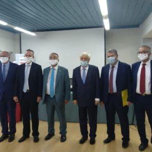Το μήνυμα από το Καστελλόριζο των Ελλήνων Δικηγόρων στην Άγκυρα: «Η δύναμή της χώρας μας βρίσκεται πρωτίστως στην εθνική ψυχή»