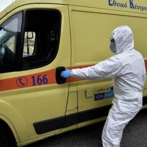 Στο νοσοκομείο κρούσμα κορωνοιού απο ξενοδοχείο covid-19 – Παρουσίασε επιδείνωση