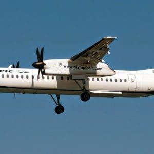 Ακυρώσεις και τροποποιήσεις πτήσεων της Olympic Air στις 21, 22 και 23 Σεπτεμβρίου