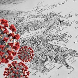 346 κρούσματα σήμερα – Δείτε που εντοπίστηκαν – 1 στα Δωδεκάνησα