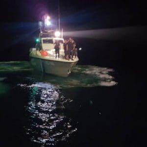 Σκάφος με μετανάστες βυθίστηκε μεταξύ Κρήτης και Καρπάθου
