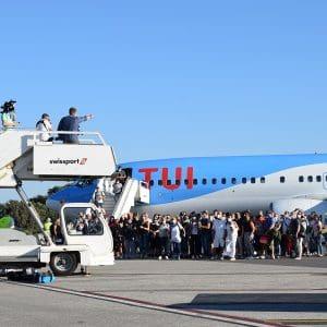 TUI, Jet2, Ryanair, Wizzair «κρατούν» την Ελλάδα για τους Βρετανούς τουρίστες το Νοέμβριο