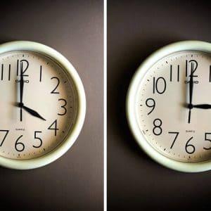 Αλλαγή ώρας: Αυτή την Κυριακή γυρίζουμε τα ρολόγια μας μία ώρα πίσω