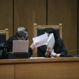 Δίκη Χρυσής Αυγής: Iσόβια στον Ρουπακιά και 10 χρόνια για την ένταξη στην εγκληματική οργάνωση