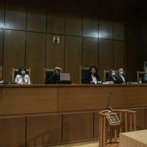 Δίκη Χρυσής Αυγής: Στη φυλακή Μιχαλολιάκος και ηγετική ομάδα – Ποιοι πήραν αναστολή