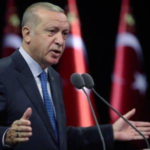 Ερντογάν: H Τουρκία έχει δικαίωμα να επεμβαίνει όπου υπάρχει βία – Από τη Λιβύη έως τη Σομαλία