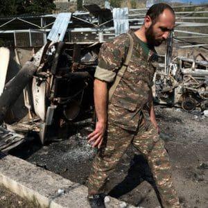 Ναγκόρνο Καραμπάχ: Βομβάρδισαν στρατιωτικό νοσοκομείο