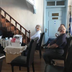 1η διεξαγωγή ημερίδας για την Καθαρή Ενέργεια στο το νησί της Χάλκης