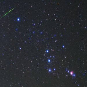 Ωριωνίδες: Βροχή από διάττοντες αστέρες – Εντυπωσιακό θέαμα σήμερα και αύριο