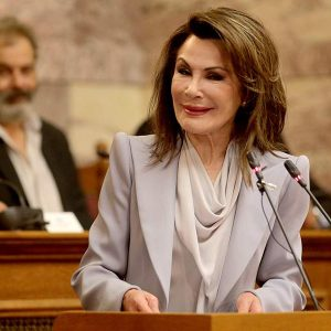 Στη Ρόδο αυριο η Πρόεδρος της Επιτροπής «Ελλάδα 2021»  Γιάννα Αγγελοπούλου