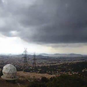 Κακοκαιρία Κίρκη: Έρχονται ισχυρές καταιγίδες, θυελλώδεις άνεμοι και αφρικανική σκόνη