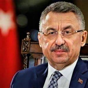 Τούρκος αντιπρόεδρος: «Δυο χωριστά κράτη στην Κύπρο»