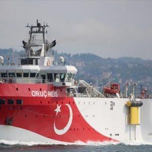 Γαλλία: Ανησυχεί για την επιστροφή του «Oruc Reis» κοντά σε Καστελόριζο-Ρόδο