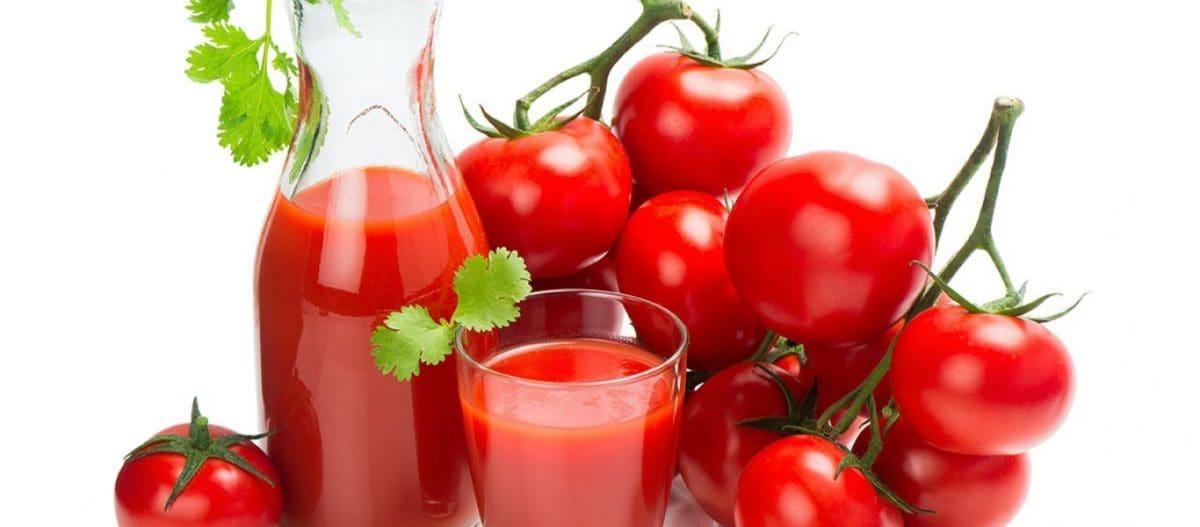 χυμός ντομάτας